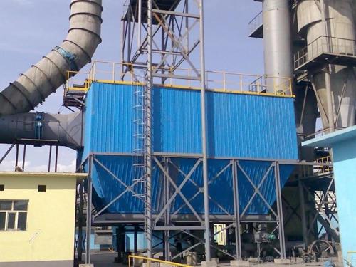 兰州市立式锅炉脱硫除尘