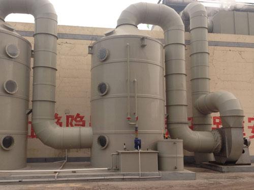 兰州市喷淋式脱硫除尘器