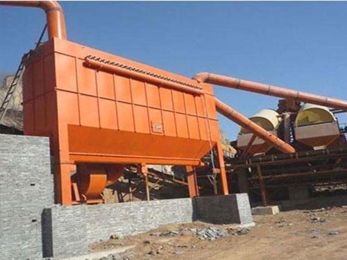 石料加工厂除尘器