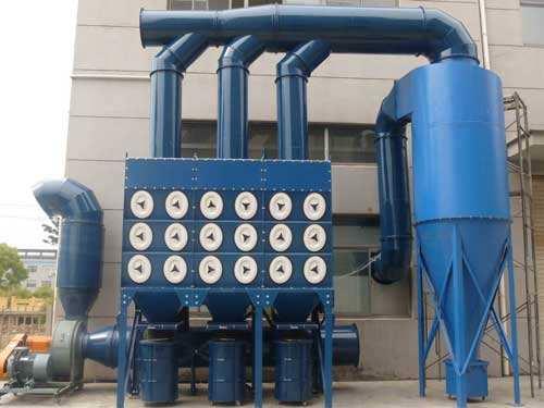兰州市组合式滤筒除尘器