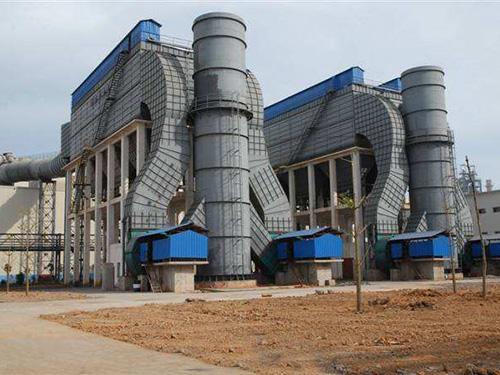 兰州市铸造厂除尘器