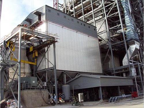 兰州市钢铁厂除尘器